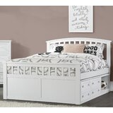 Javin Mate's & Captain's Bed with Drawer by Harriet Bee