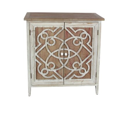 2 Door Accent Cabinet by Cole  and  Grey