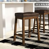 Baulch Bar & Counter Stool (Set of 2) by Gracie Oaks
