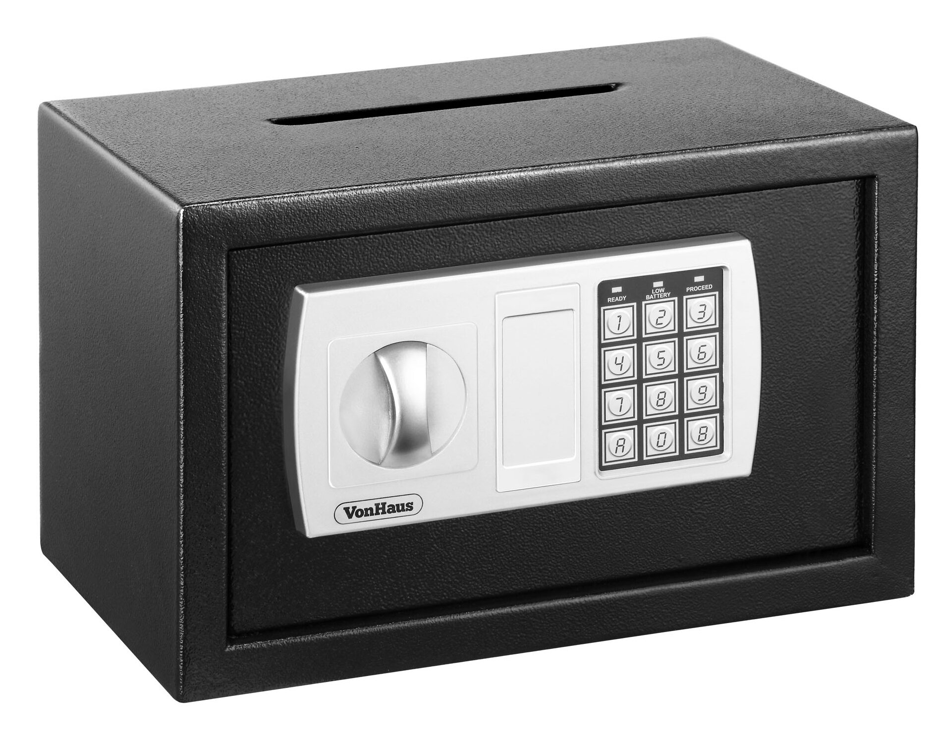 Electronic Digital Steel Security Safe Fireproof Lock Box Valuables Gun Docs