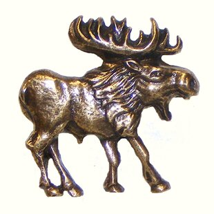 Moose Novelty Knob