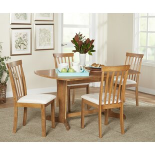 Suzan 5 Piece Dining Set Red Barrel Studio