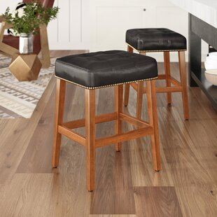 Sydenham Bar Stool by Millwood Pines