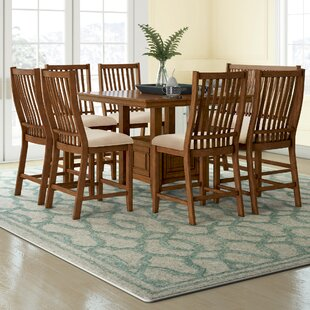 Quaker 8 Piece Solid Wood Dining Set