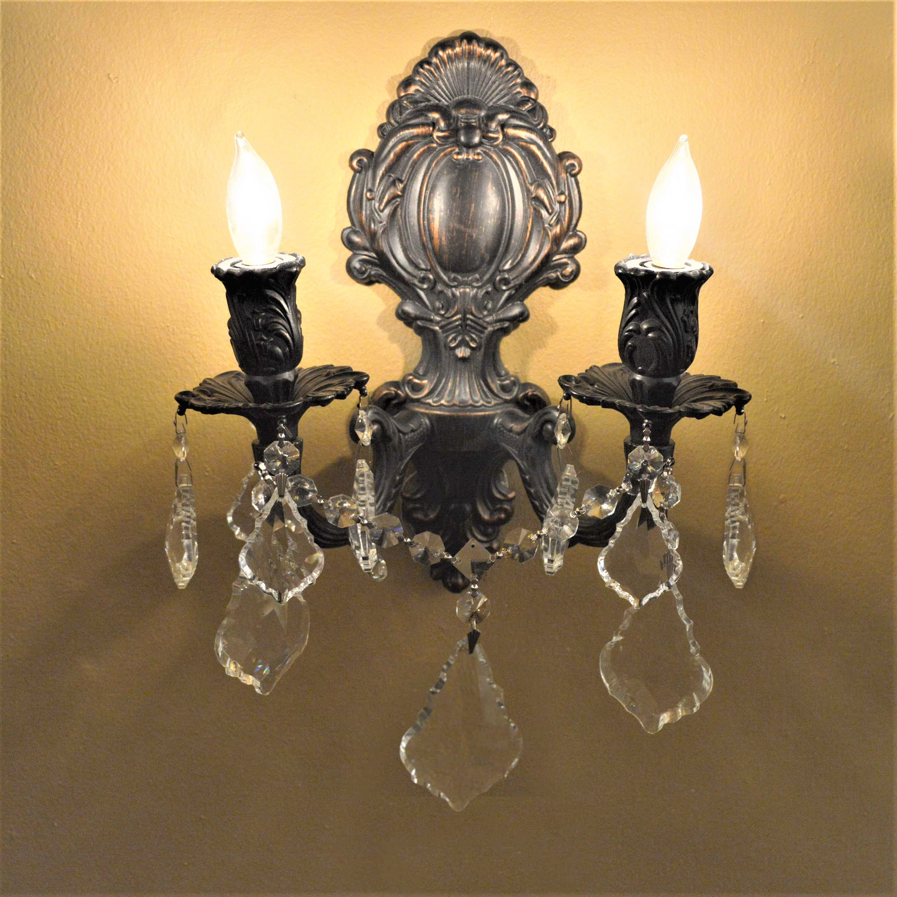 2 Astoria Grand Wall Sconces You Ll Love In 2021 Wayfair