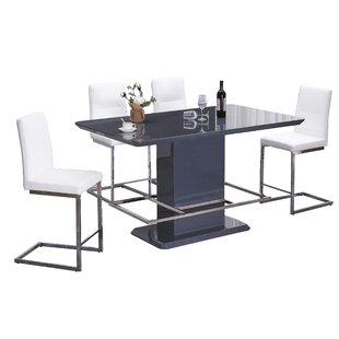 Mull 5 Piece Dining Set Today Only Sale