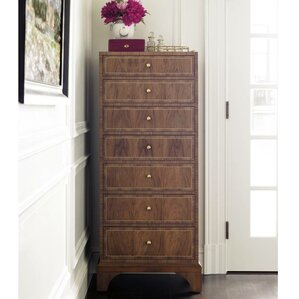 Charleston Regency 7 Drawer Lingerie Chest by Stanley Furniture