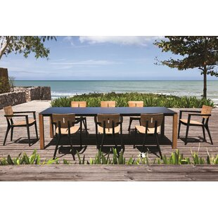 Diuna 9 Piece Dining Set