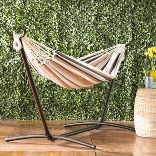 Mira Double Classic Hammock with Stand