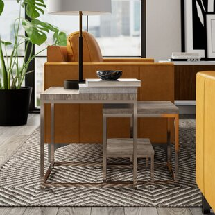 Philippos 2 Piece Nesting Tables Mercury Row