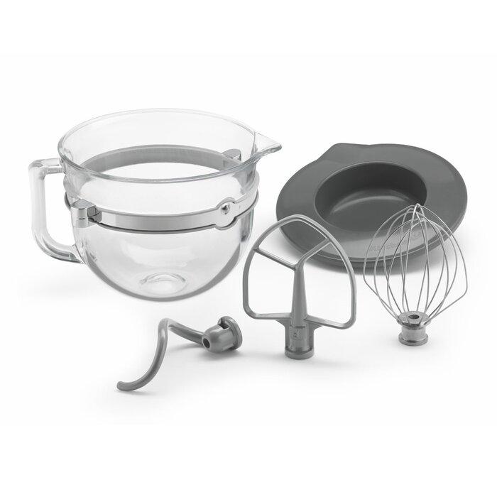 KitchenAid 6-qt. Glass Bowl Accessory Bundle