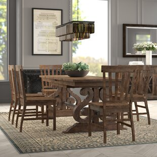 7 Piece Counter Height Dining Set Greyleigh