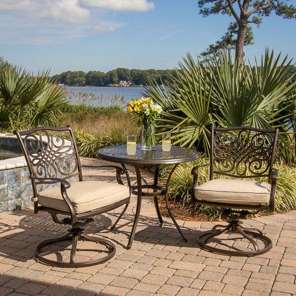Pleasant Swivel Bistro Set Wayfair Forskolin Free Trial Chair Design Images Forskolin Free Trialorg