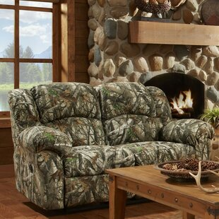 Giono Reclining Loveseat Loon Peak