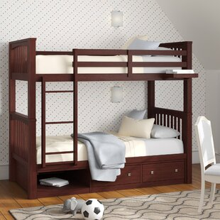 Price comparison Granville Twin over Twin Storage Bunk by Viv + Rae Reviews (2019) & Buyer's Guide