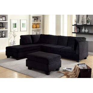Narissa Sectional by Hokku Designs Reviews