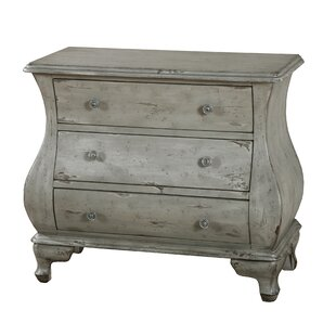 Branden 3 Drawer Accent Chest