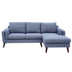 Groovy Modern Rustic Interiors Jordana Right Hand Facing Sectional Evergreenethics Interior Chair Design Evergreenethicsorg