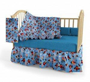 Room Magic Pirate Pals 4 Piece Crib Bedding Set Wayfair