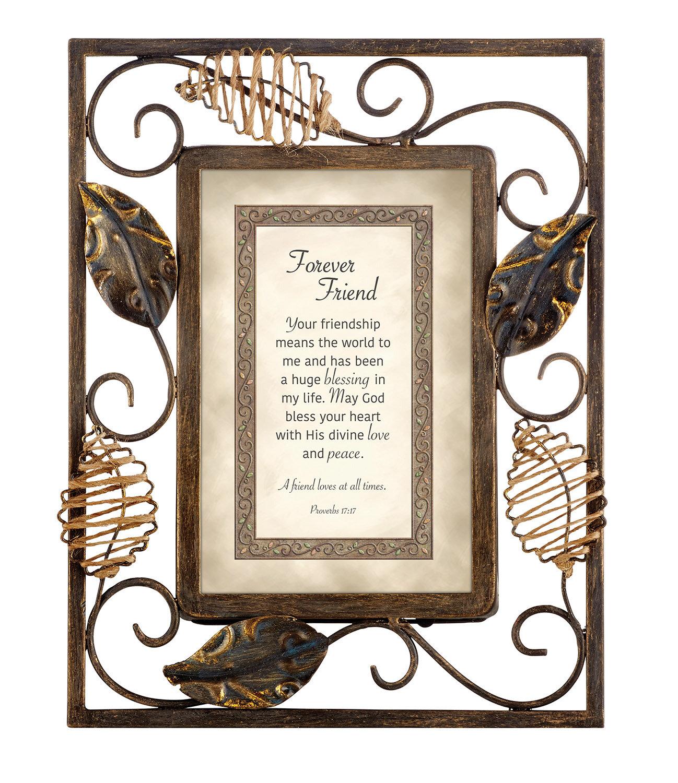 CBGT Forever Friend Proverbs Picture Frame | Wayfair