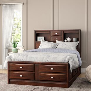 Alidge Storage Platform Bed by Grovelane Teen Great price