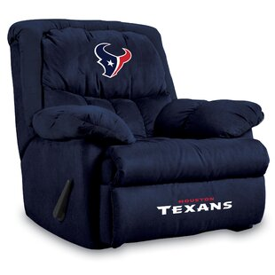 NFL Manual Recliner  sc 1 st  Wayfair & Houston Texans Youu0027ll Love | Wayfair