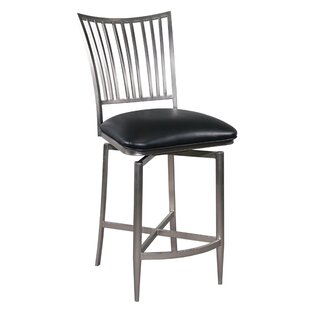 Jarred 26 Swivel Bar Stool Orren Ellis