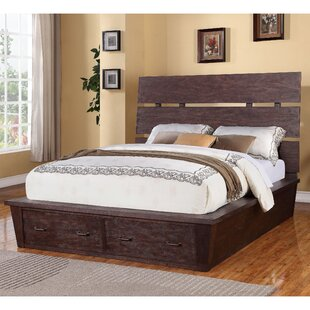 Beartree Storage Slat Bed