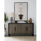 Provencher 70 Wide Oak Wood Sideboard by 17 Stories