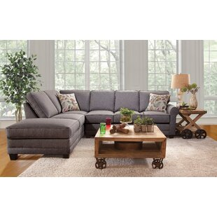 Galena Sectional by Charlton Home