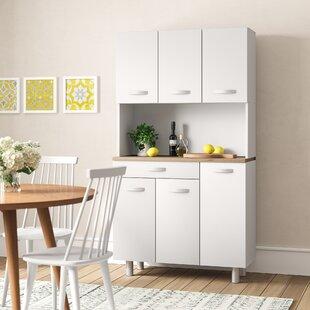 Kitchen Pantry Cabinets Kitchen Units You Ll Love Wayfair Co Uk