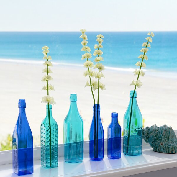 Decorative Glass Bottle Sets Wayfair