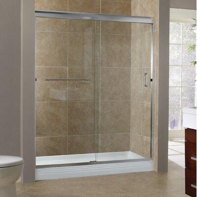 Sliding Frameless Shower Door