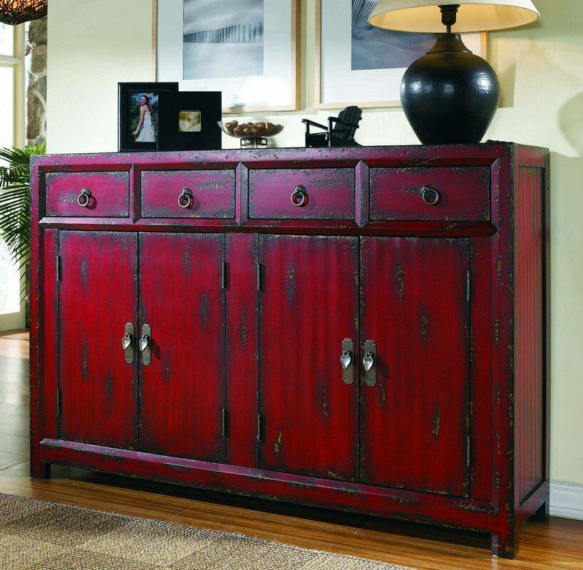 default_name - Hooker Furniture Seven Seas Asian Sideboard & Reviews Wayfair