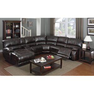 Christopher Reclining Sectional Collection