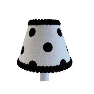 Dotty 11 Fabric Empire Lamp Shade
