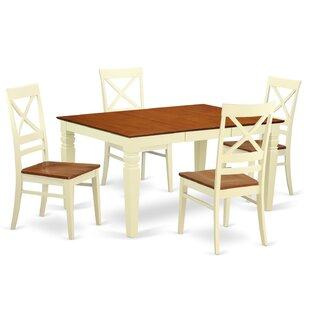 Annable 5 Piece Dining Set