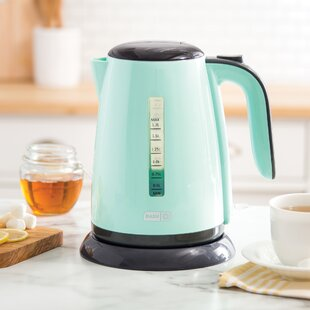 Easy 1.7 Qt. Electric Tea Kettle