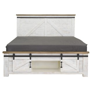 Coonrod Storage Platform Bed