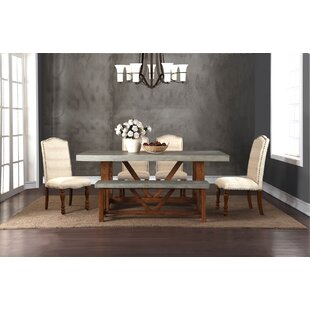 Yuqi 6 Piece Dining Set Gracie Oaks