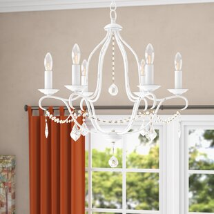Bayfront 6-Light Candle Style Chandelier