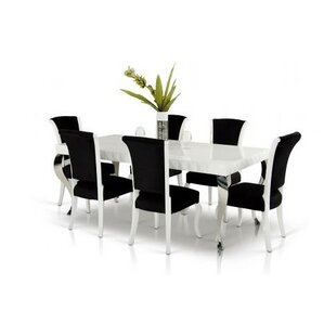 Maire 7 Piece Dining Set by Willa Arlo In..