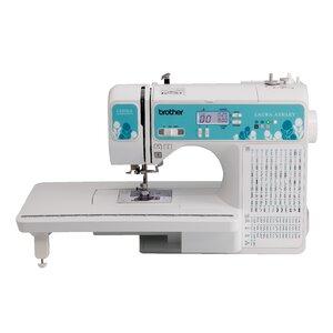 Computerized Laura Ashley Sewing Machine