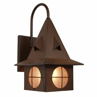 Comparison Eastwood 1-Light Outdoor Wall Lantern By Steel Partners