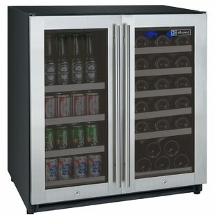 30 Bottle FlexCount Series Dual Zone Wine Cooler by Allavino
