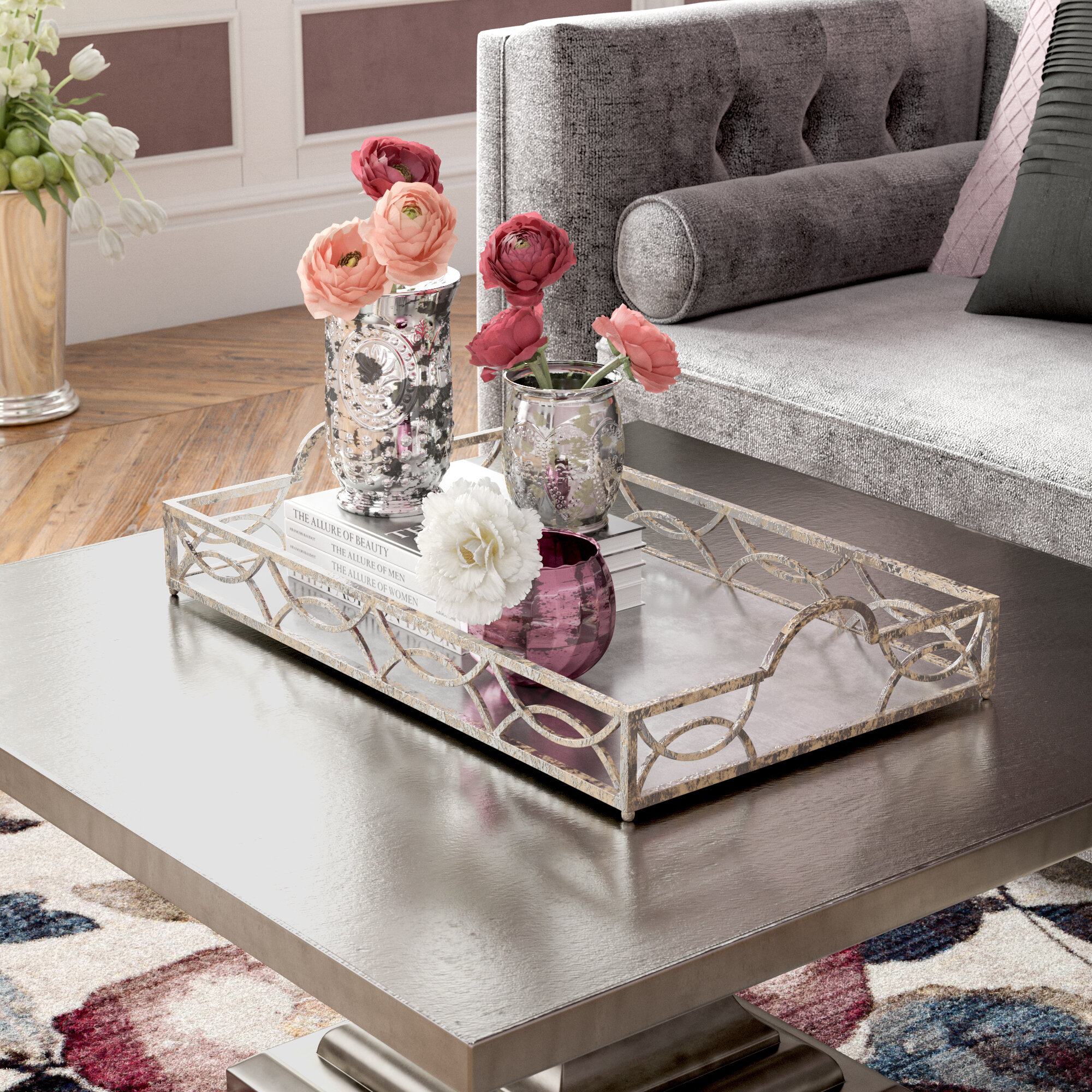 French Country Decorative Trays You Ll Love In 2021 Wayfair