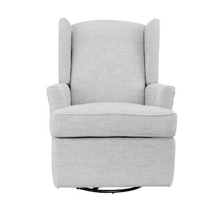 Alcott Wingback Manual Reclining Glider