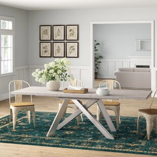 Merrionette Extendable Dining Table Brayden Studio