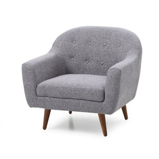Cate Barrel Chair by George Oliver