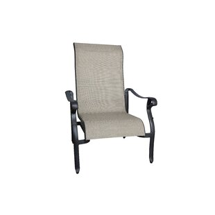 Jovan Patio Dining Chair (Set of 2)